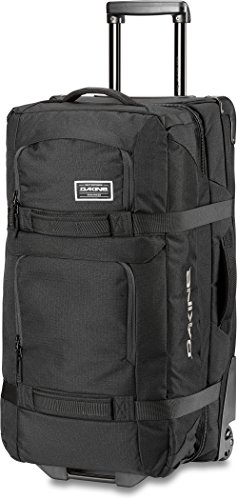 Dakine Unisex Split Roller Wheeled Travel Bag, 85l, Black