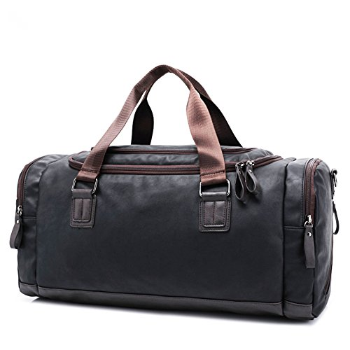 Toupons Leather Travel Luggage Weekend