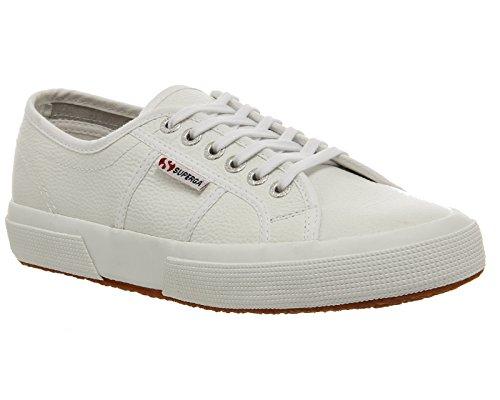 Superga - Zapatillas para mujer negro negro blanco - blanco