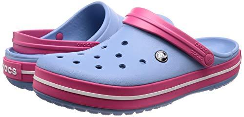 Pink 46 chambray Crocs Sabot Blue Adulto Unisex paradise 47 Blu Eu 11016 – 1UvzwTq