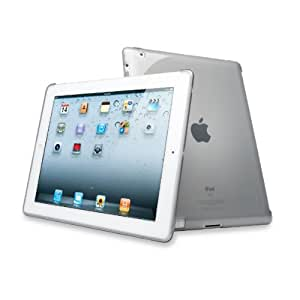 Kensington Protective Back Cover - Funda para tablet Apple iPad 2, 3 y 4, transparente