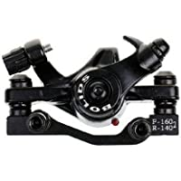 Gadget MTB Folding Bike Bicycle Mechanical Disc Brake Cycling Front/Rear Calipers