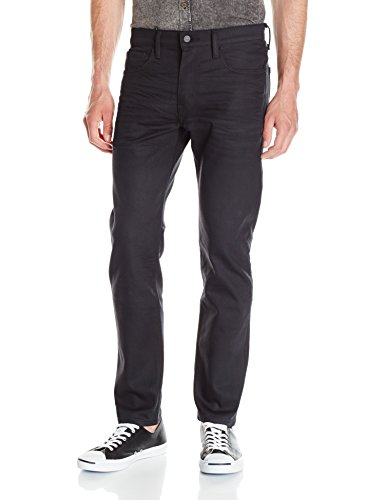 Levi's Men's 502 Regular Taper Jean, Pepper Pot, 40W X 30L (Levis Red Tab Jeans Men)