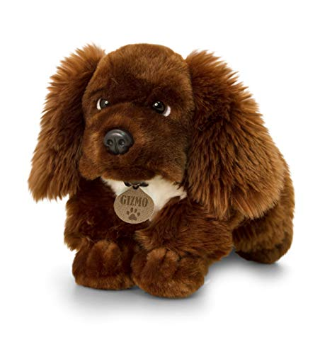 (Keel Toys 50cm Large Brown Soft Toy Dog Exclusive to Toyland (Gizmo The Cocker Spaniel))
