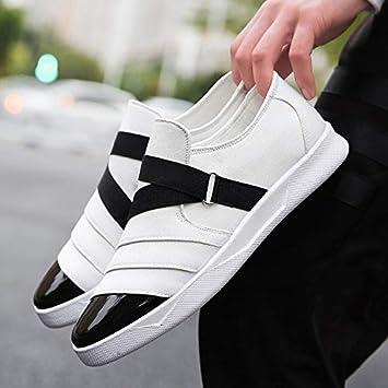 NANXIEHO Autumn and Winter Canvas Shoes Men Breathable Leisure Shoeslazysingle Shoes