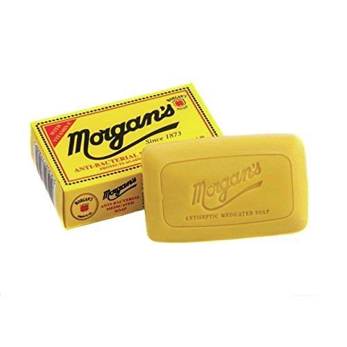 Morgan Antibacterial Medicated Soap, 1 Pound