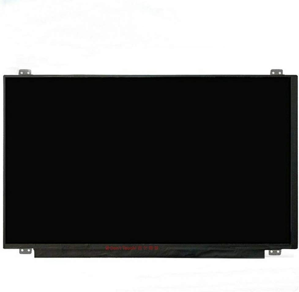 Screen Expert 15.6'' FHD 1920x1080 IPS Non-Touch LCD Panel Replacement LED Laptop Display Screen NV156FHM-N4B 144HZ 72% NTSC eDP 30 pins