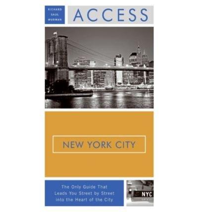 Read Online [ Access New York City (Access New York City) By Wurman, Richard Saul ( Author ) Paperback 2008 ] ebook