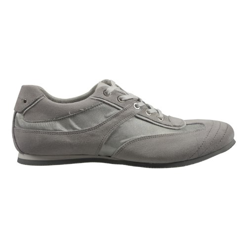 Lake Eagle 100234-10000 Herren Schuhe Premium Qualität Sneaker Grau (Grau)