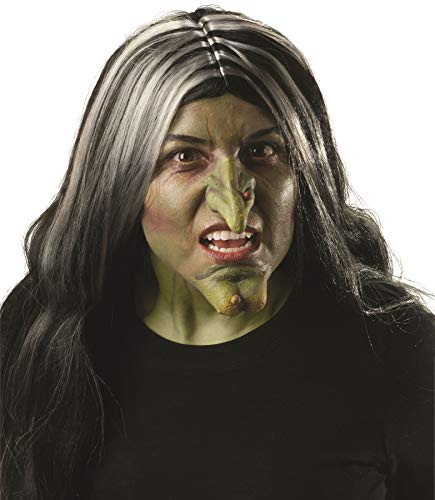 Rubie's Costume Co Witch Nose Costume Makeup Party Supplies, One Size]()