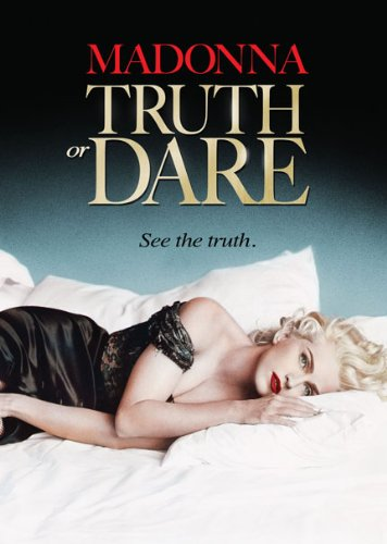 DVD : Madonna: Truth or Dare (Full Frame, Dolby, Widescreen, )