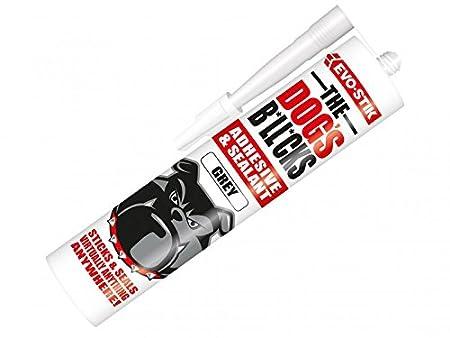 Evo-Stik The Dogs B*ll*cks Multipurpose Adhesive & Sealant, Crystal Clear 290ml