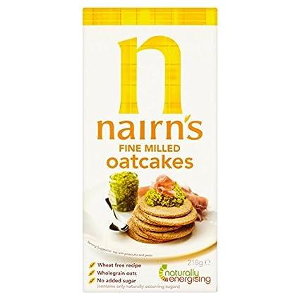 Bellas 250g Oatcakes de Nairn