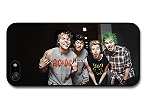 5 Seconds Of Summer Funny Faces Boyband case for iPhone 6 4.7