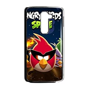 LG G2 phone cases Black Angry Birds cell phone cases Beautiful gifts NYTR4621937
