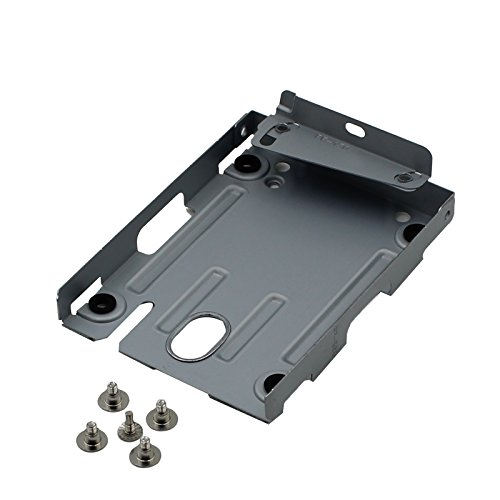 Price comparison product image New Styling Attractive Super Slim Hard Disk Drive Tray Mounting Bracket For PlayStation 3 PS3 CECH-400x Series
