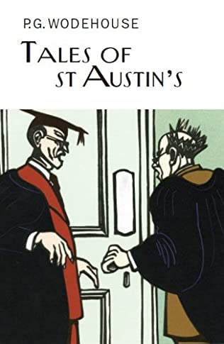 book cover of Tales of St. Austin\'s