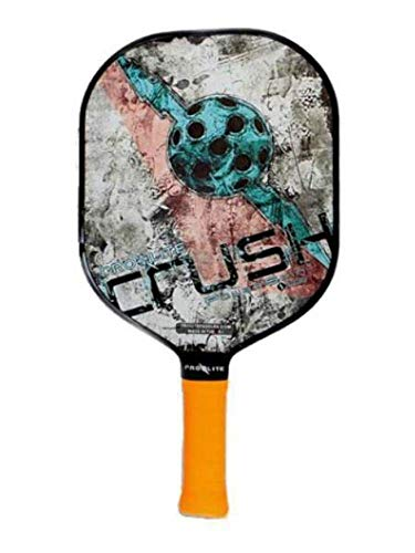 Prolite Crush Powerpsin with SPINtac Pickleball Paddle (Skate) by Pro-Lite (Image #3)