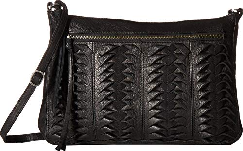 Black Womens Crossbody Day Linnly Mood amp; XwWz84