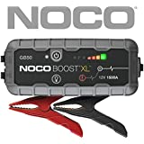 NOCO Boost XL GB50 1500 Amp 12V UltraSafe Lithium Jump Starter for up to 7L Gasoline and 4.5L Diesel Engines