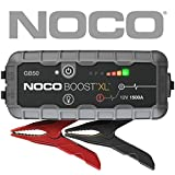 NOCO Boost XL GB50 1500 Amp 12V UltraSafe Lithium Jump Starter for up to 7L Gasoline and 4.5L Diesel Engines: more info