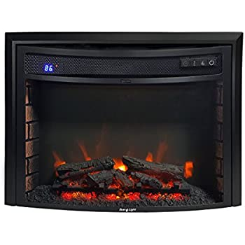 Amazon Com Greystone F2308e Electrical Fireplace 23 5 Quot X