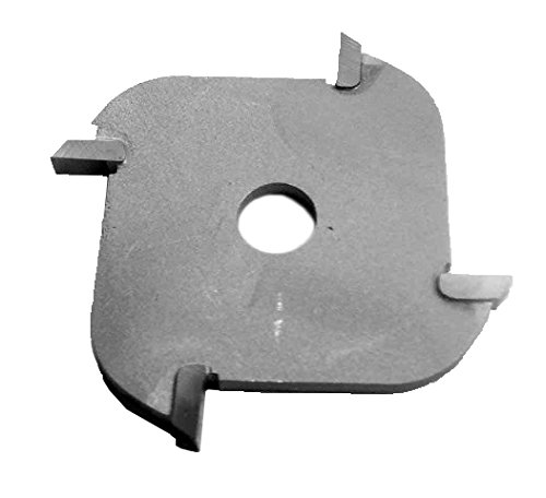 Southeast Tool SL070-4 Carbide-Tipped Slotting Cutter, 4 Wing, Cutter Only, 1-7/8'' Diameter X 5/16'' Bore.070'' Kerf