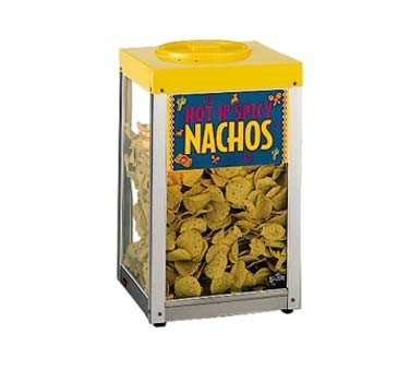 Star 15NCPW Nacho Chip Merchandiser / Warmer with 10 lb. Capacity by Star Manufacturing