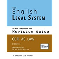 The English Legal System Course Companion and Revision Guide: OCR as Law 2nd Edition by LLB Jo Smillie (2007-01-08)