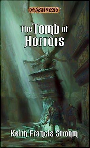 Download E-books Tomb of Horrors (Greyhawk) PDF - PHOENIXLABS IE E-books