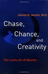 Chase, Chance and Creativity: The Lucky Art of Novelty