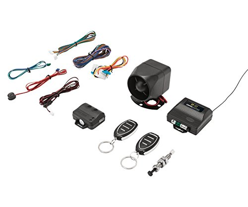 Crimestopper SP102 Universal 1-Way Security & Keyless Entry System by Crime Stopper