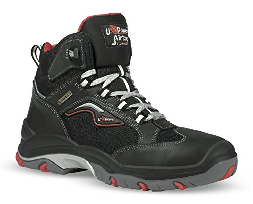 "Scarpa Antinfortunistica Sicurezza Lavoro ""BYTE GTX"" S3 SRC U-POWER"