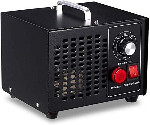 Generador de ozono comercial, 3500mg / h Purificador de aire ...