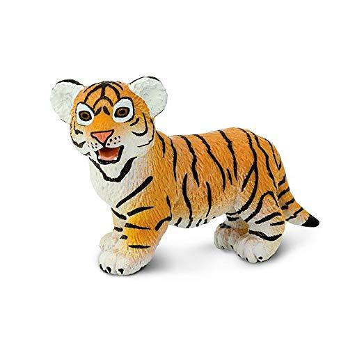Safari Ltd Wild Safari Wildlife Bengal Tiger Cub (Tiger Cub Bengal)