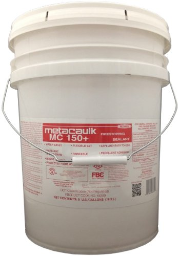 rectorseal-66389-5-gallon-pail-metacaulk-mc-150-firestop-sealant