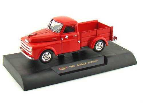 1948 Dodge Pickup Truck Red 1/32 by Signature Models