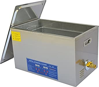 Amazon com: Zgood Stainless Steel 30L Liter Industry Heated Digital