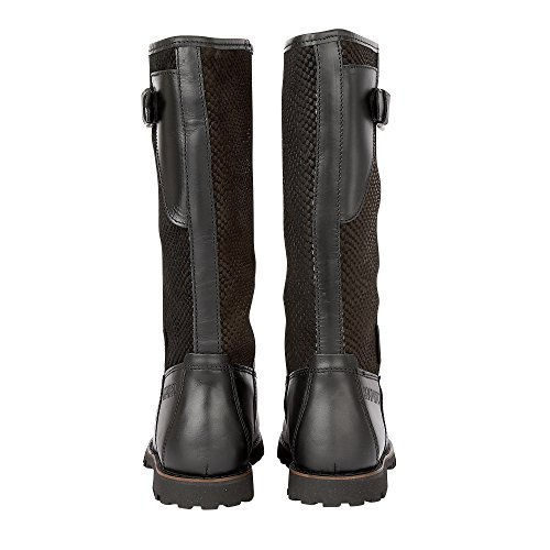 Black Ladies TERRITORY Leather NWT Boot NORTHWEST High Knee KETTON HpfR1q