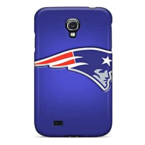 ChristopherWalsh Samsung Galaxy S4 Anti-Scratch Hard Phone Cases Support Personal Customs Colorful New England Patriots Series [UkS5309tysR]