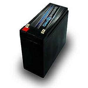 12V 10AH Sealed Lead Acid (SLA) Battery - T2 Terminals