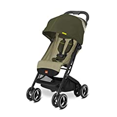 The Qbit plus is a stroller suitable from 6 months and engineered for maximum comfort and convenience (from birth when used with the compatible infant car seat). This compact light city stroller can accommodate all the comfort elements of a b...