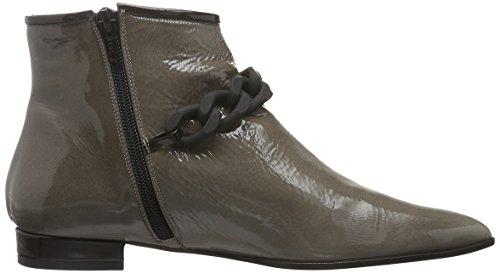 Paco Gil P3107, Zapatillas de Estar por Casa para Mujer Marrón - Braun (Topo/Moro)