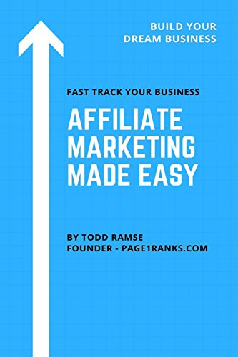 41jfym1ZYqL - Affiliate Marketing Made Easy: From Overwhelmed To Overjoyed:  Here Are The 20 Critical Checklists You Need  To Make Affiliate Marketing Faster, Easier  And More Profitable Than Ever Before!?