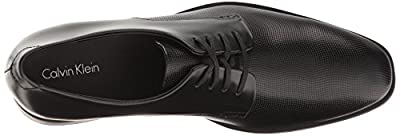 Calvin Klein Men's Dorrel Box /Wave Dress Sandal