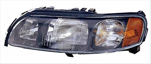 OE Replacement Headlight Assembly VOLVO S60 2001-2004 Partslink VO2503113 Multiple Manufacturers VO2503113N