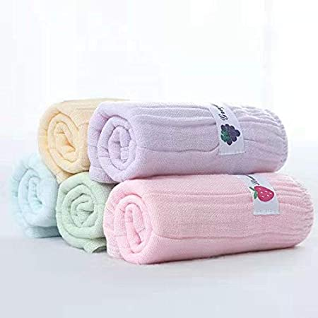 Buy Jay Ava Baby Premium Muslin Cotton Washcloths Organic Cotton 5 Pack Super Soft Absorbent Hypoallergenic For Sensitive Skin 5 Layers Thick Newborn Bath Face Towel Perfect Baby Shower Gift