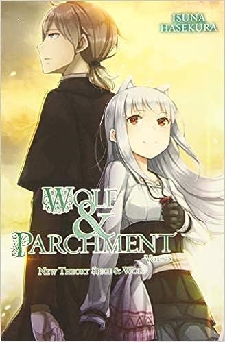 Spice And Wolf Light Novel English Pdf