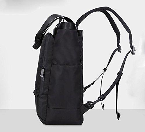 Mochilas bandoleras hombres bolsos multifunción viajes