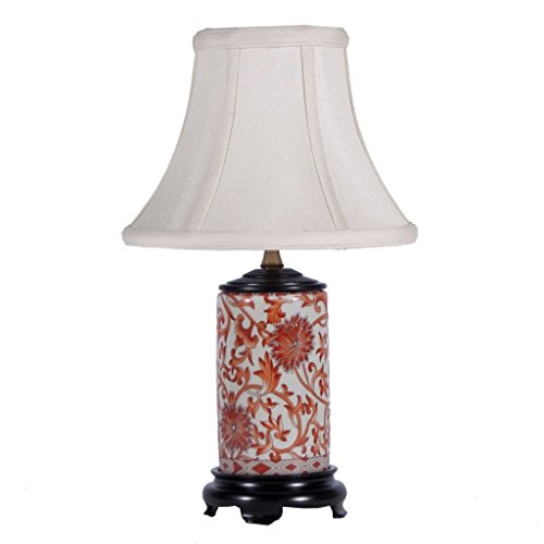 Willow Fabric Lamp Shade - 8